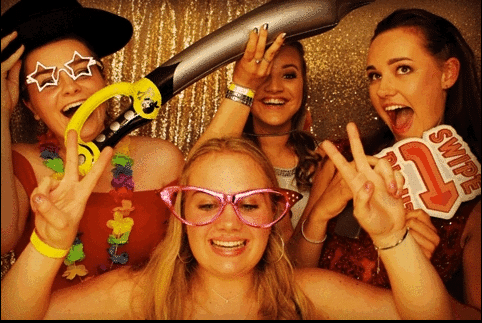 Prom and School Event Photo Booth Rentals