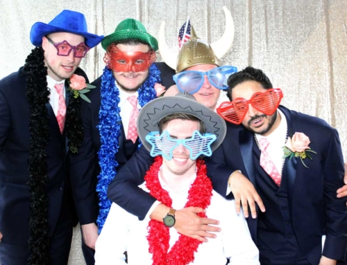 Photo Booths are not just for the malls anymore!